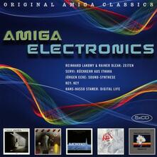 Amiga Electronics - CD Audio