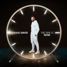 Time Is Now ( + Bonus Track) - Vinile LP di Craig David