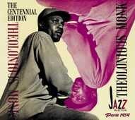 CD Piano Solo Thelonious Monk