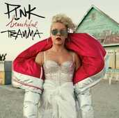 CD Beautiful Trauma P!nk