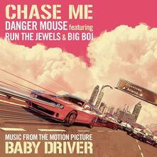Chase Me - Vinile LP di Danger Mouse