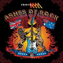 Triple M Ashes of Rock - CD Audio