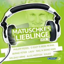Bayern 3-Matuschkes - CD Audio