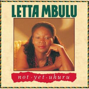 Not Yet Uhuru - Vinile LP di Letta Mbulu