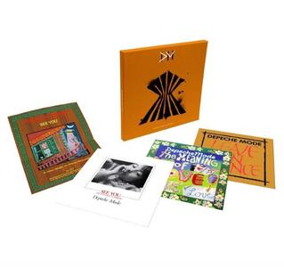 A Broken Frame. The Singles - Vinile LP di Depeche Mode
