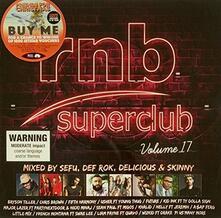 Rnb Superclub vol.17 - CD Audio