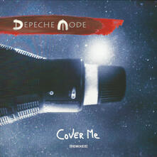 Cover me (Remixes) - Vinile LP di Depeche Mode