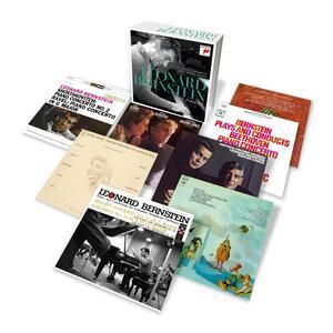 The Pianist - CD Audio di Leonard Bernstein