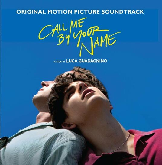 Chiamami col tuo nome (Call Me by Your Name) (Colonna sonora) - CD Audio