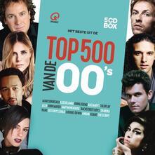 Qmusic Top 500 Van De 00' - CD Audio