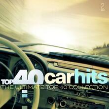 Top 40 Car Hits (Digipack) - CD Audio