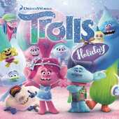 CD Trolls Holiday (Colonna Sonora)