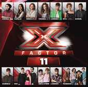 CD X Factor 11 Compilation