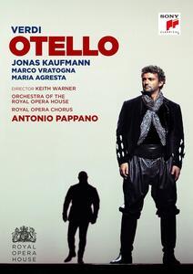 Otello (Blu-ray) - Blu-ray