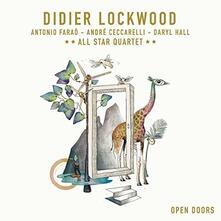 Open Doors - Vinile LP di Didier Lockwood