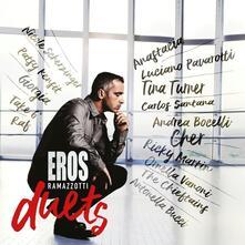 Eros Duets ( + Booklet) - CD Audio di Eros Ramazzotti