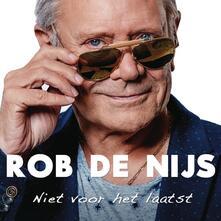 Niet Voor Het Laatst - Vinile LP di Rob De Nijs