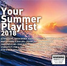 Your Summer Playlist 2018 - CD Audio