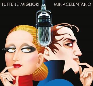 Tutte le migliori (Hardcoverbook) - CD Audio di Minacelentano