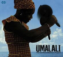 Umalali. Garifuna Women's - CD Audio