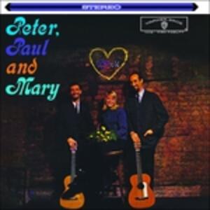 Peter, Paul & Mary - Vinile LP di Peter Paul & Mary