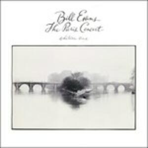 Paris Concert Edition One - Vinile LP di Bill Evans