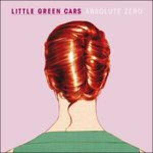 Absolute Zero - Vinile LP di Little Green Cars