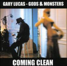 Coming Clean - CD Audio di Gary Lucas