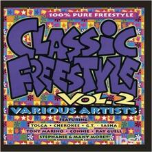 Classic Freestyle vol.2 - CD Audio