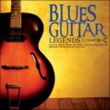 Blues Guitar Legends - CD Audio