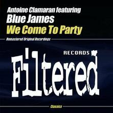 We Come To Party - CD Audio di Antoine Clamaran