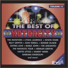 Best of Motorcity vol.11 - CD Audio