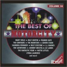 Best of Motorcity vol.16 - CD Audio