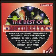 Best of Motorcity vol.18 - CD Audio