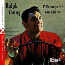 Folk Songs For You & Me - CD Audio di Ralph Young