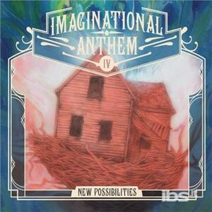 Imagination Anthem iv - Vinile LP