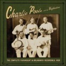 Complete Paramount & Brunswick Recording - Vinile LP di Charlie Poole