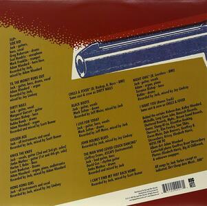 Jack-O Is the Flip Side Kid - Vinile LP di Jack Oblivian - 2