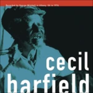 The George Mitchell Collection - Vinile LP di Cecil Barfield