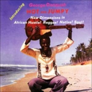 Hot and Jumpy - Vinile LP di George Danquah