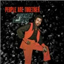 People Are Together - Vinile LP di Mickey Murray