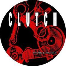 Pitchfork & Lost Needles (Picture Disc) - Vinile LP di Clutch