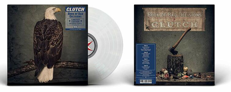 Book of Bad Decisions - Vinile LP di Clutch - 2
