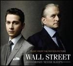 Cover CD Colonna sonora Wall Street - Il Denaro non dorme mai