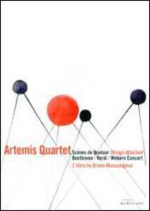 String Attached di Bruno Monsaingeon - DVD