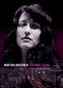 Martha Argerich. Evening Talks di Georges Gachot - DVD