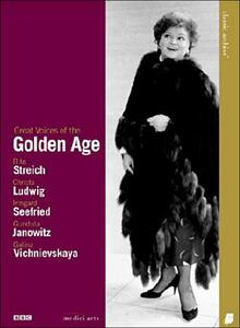 Great Voices of the Golden Age. Classic Archive - DVD
