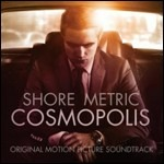 Cover CD Colonna sonora Cosmopolis
