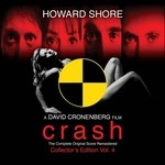 Cover CD Colonna sonora Crash