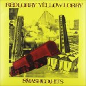 Smashed Hits - Vinile LP di Red Lorry Yellow Lorry